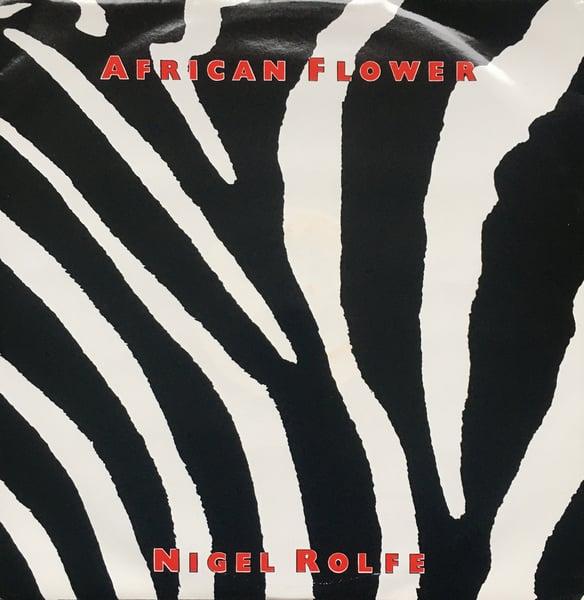 "Image of Nigel Rolfe – African Flower 12"""