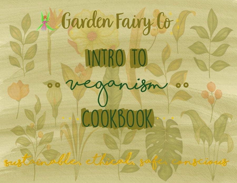 Image of Intro to Veganism Cookbook