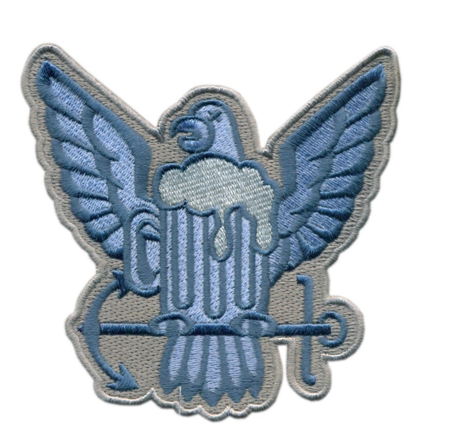 Image of Drunk Navy Patch