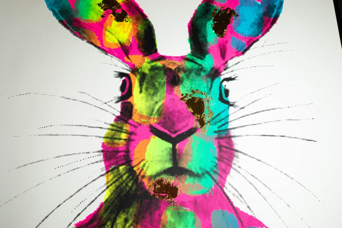 Image of Mad March Hare - Large