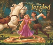 Image of The Art of Tangled