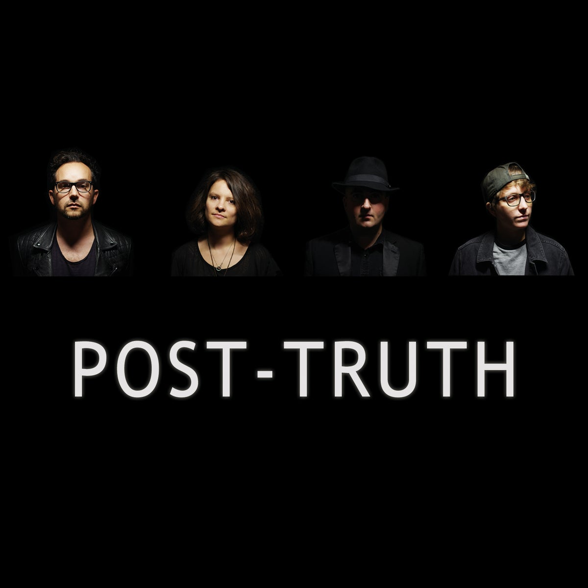 "Image of 'Post-Truth' 12"" Vinyl Album"