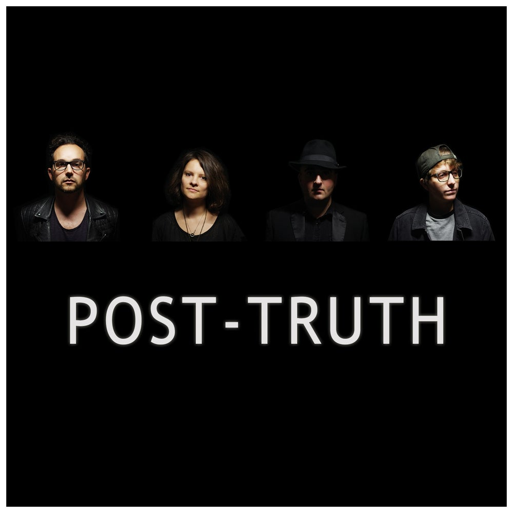 Image of 'Post-Truth' CD Album