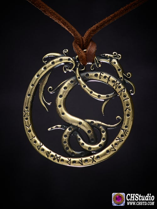 Image of JORMUNGAND : Midgard (World) Serpent