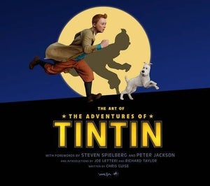 Image of Art of the Adventures of Tintin