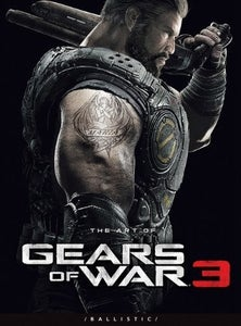 Image of The Art of Gears of War 3