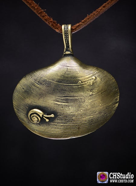 Image of SHELL with a Snail