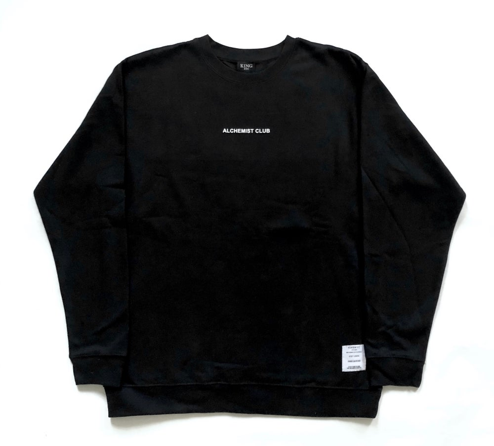 Image of KingNYC Alchemist Club Crewneck