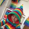 Kids Pixie Hood Top