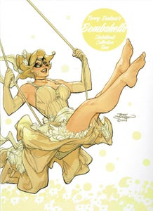 Image of Terry Dodson's Bombshells: Sketchbook Collection Two