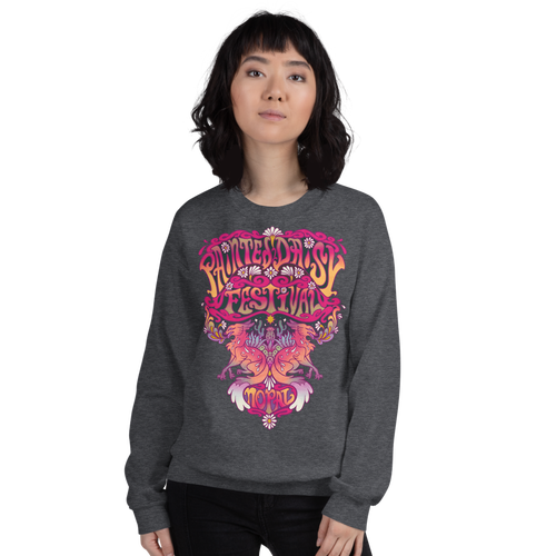 Image of Painted Daisy Festival Sweatshirt
