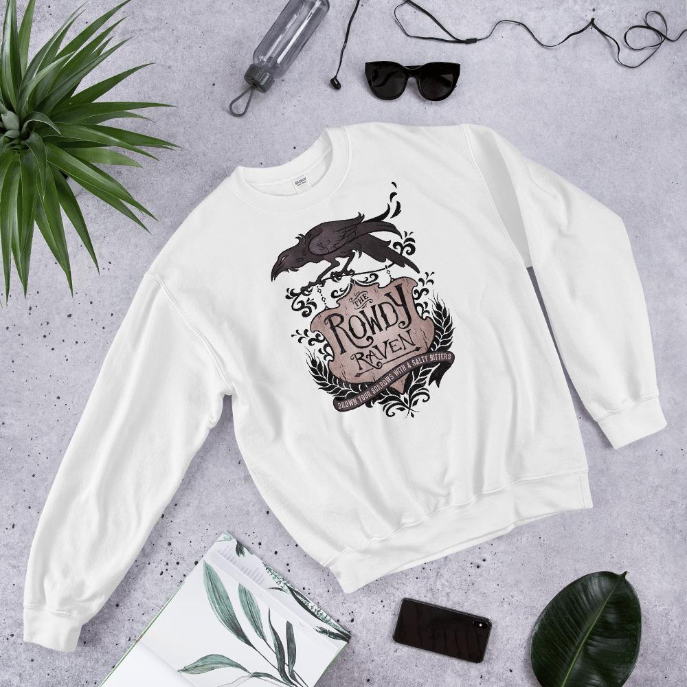 Image of Rowdy Raven Sweatshirt