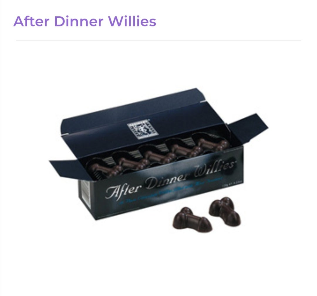 Image of After Dinner Willies