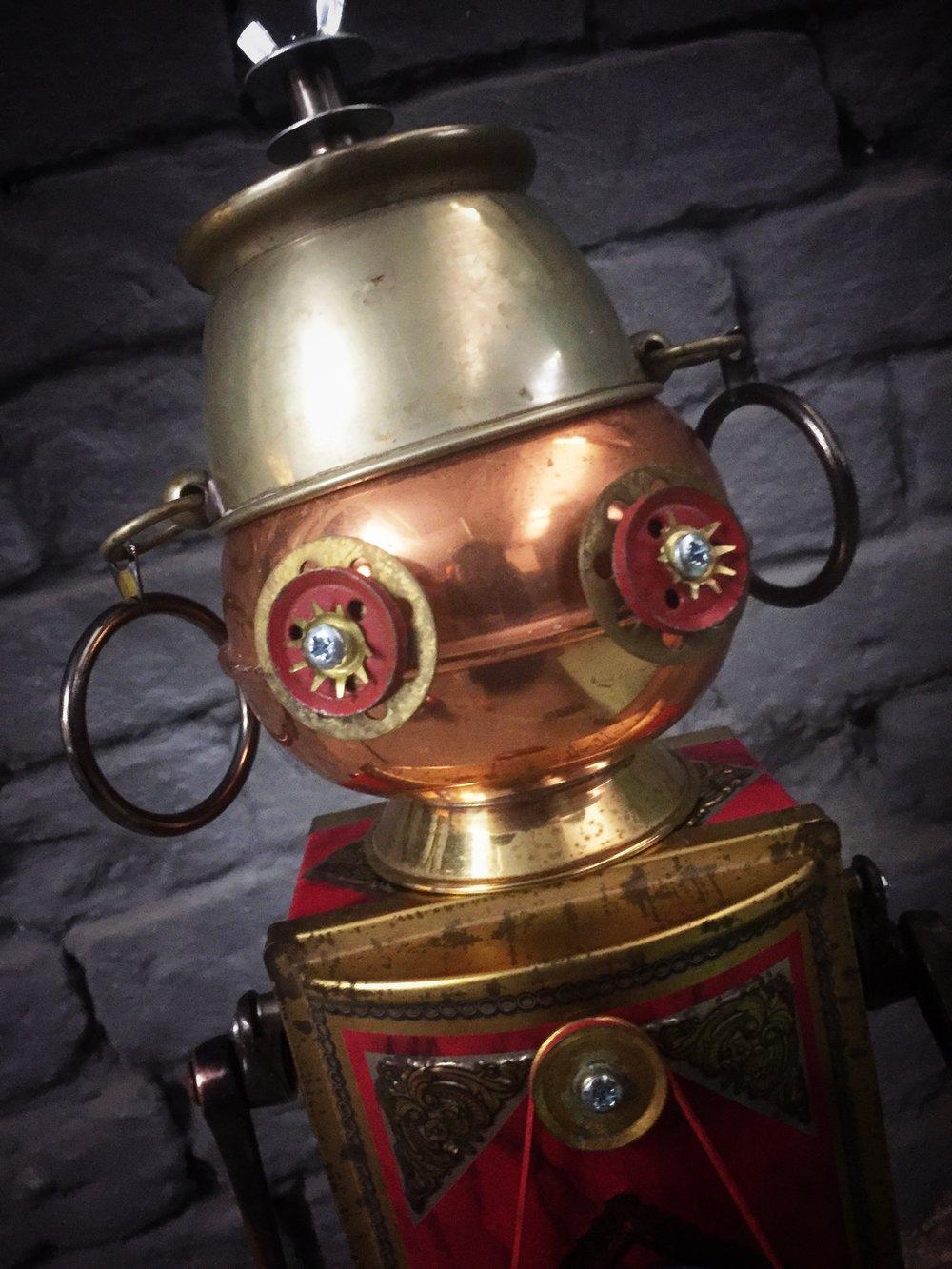 Image of Gypsy Rose 'bot