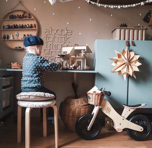 Image of Balance Bike Natural
