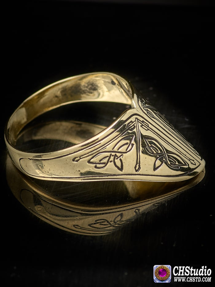 ARCHER'S RING