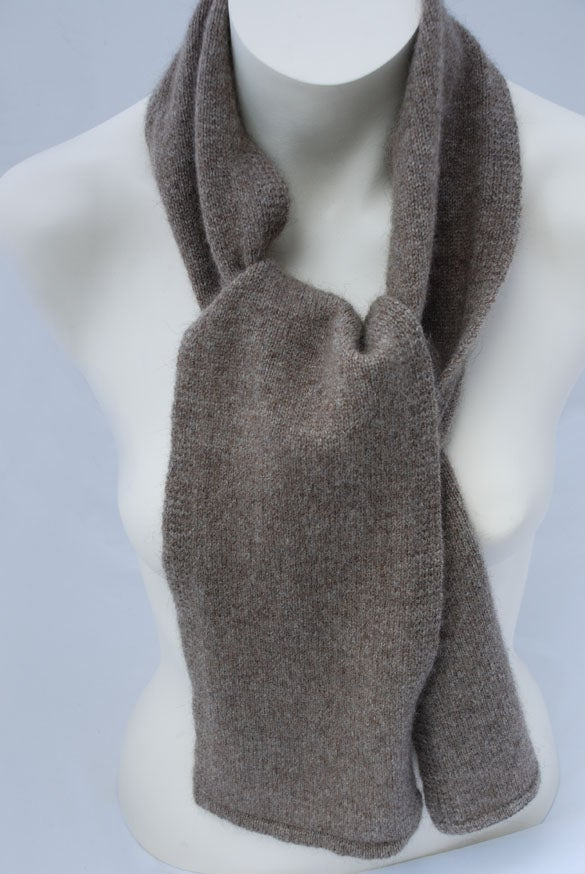 Image of Plain Sailing Possum Scarf