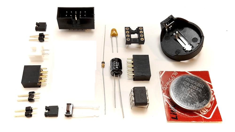 Image of Tinusaur Package Upgrade - Free PCB Parts