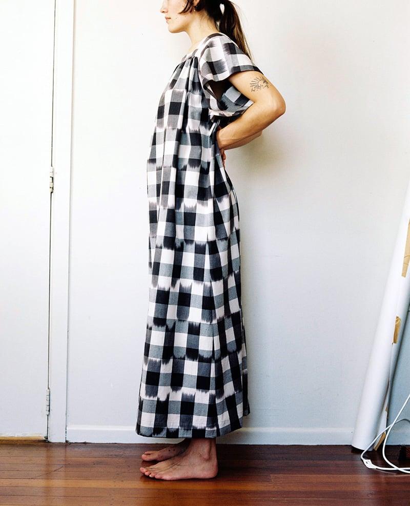 Image of Square Dress