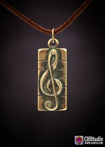 Image of Treble clef