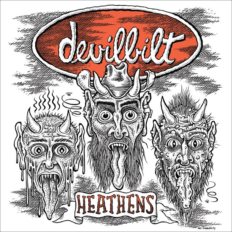 Image of Devilbilt - Heathens