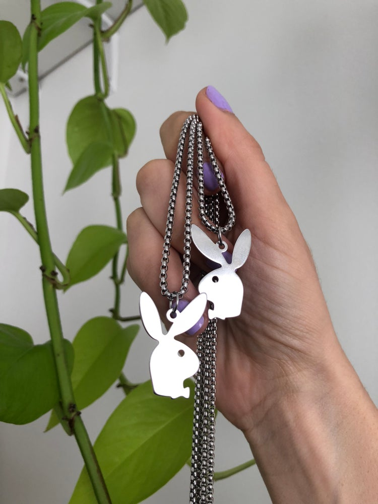 Image of BUNNY NECKLACE