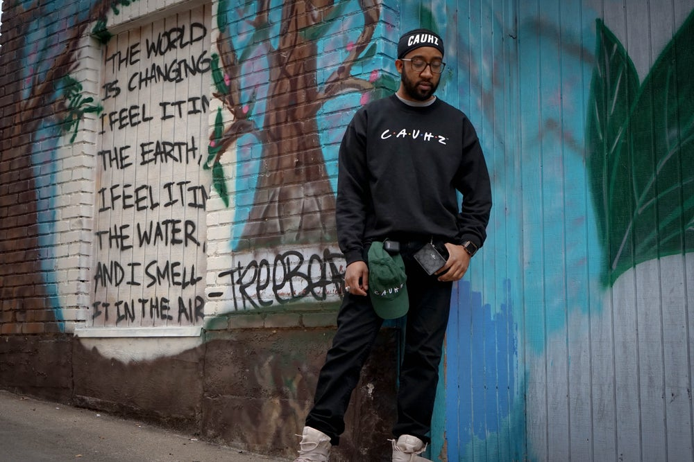 Cauhz™️ Friends Themed Crewneck Sweatshirt