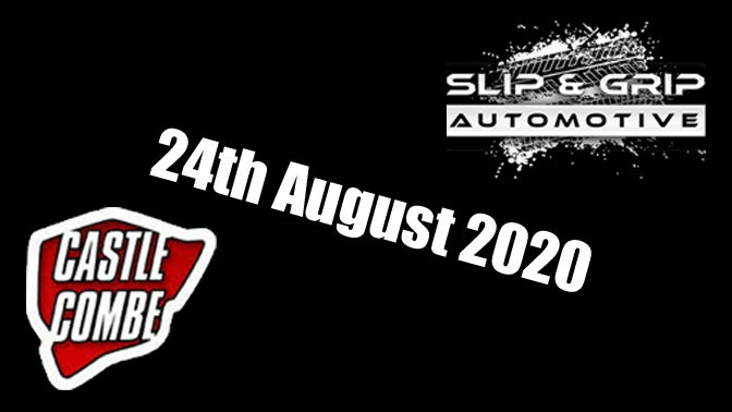 Image of 24th August 2020 - Castle Combe - Slip & Grip