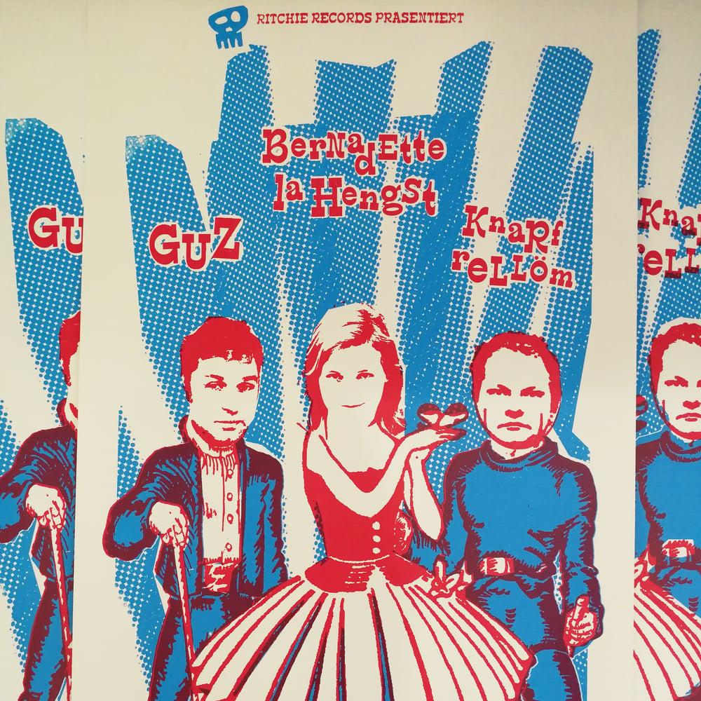 Image of DIE ZUKUNFT / GUZ, BERNADETTE, KNARF