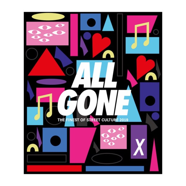 Image of ALL GONE 2019  - PREORDER