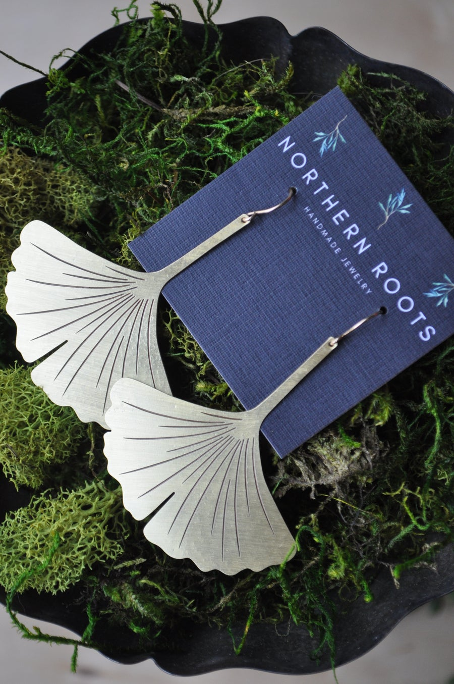 Image of Ginkgo Statement Dangles