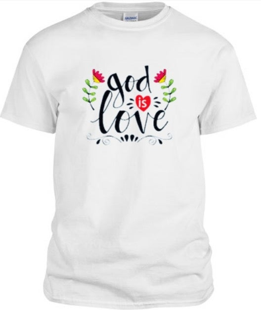 Image of God is Love