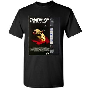 Image of VHS Series The Final Chapter (T-Shirt)