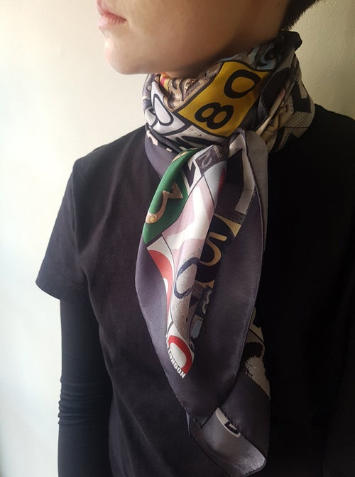 Image of SILK SCARVES