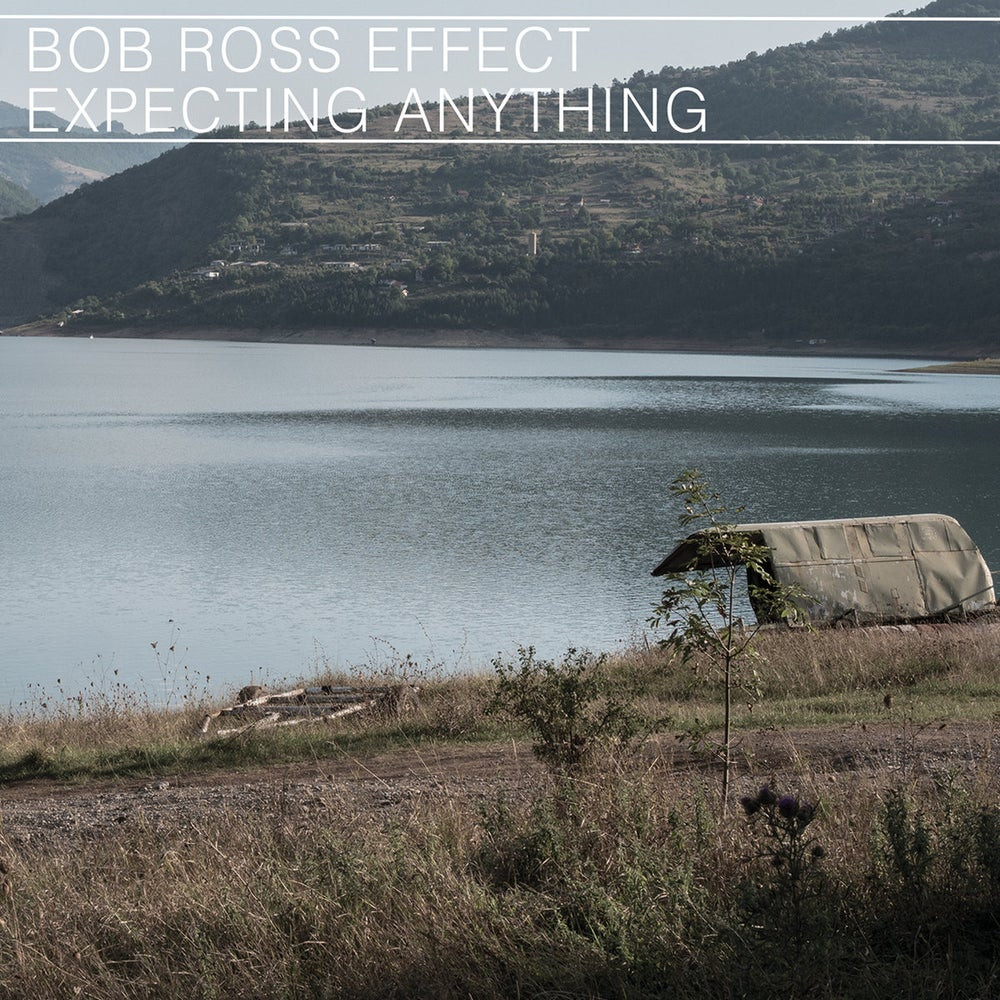 Image of BOB ROSS EFFECT - EXPECTING ANYTHING (CD)