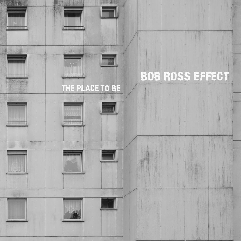 Image of BOB ROSS EFFECT - THE PLACE TO BE (CD)