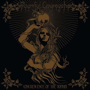"Image of Mournful Congregation ""Concrescence of the Sophioa"" Digipack CD"