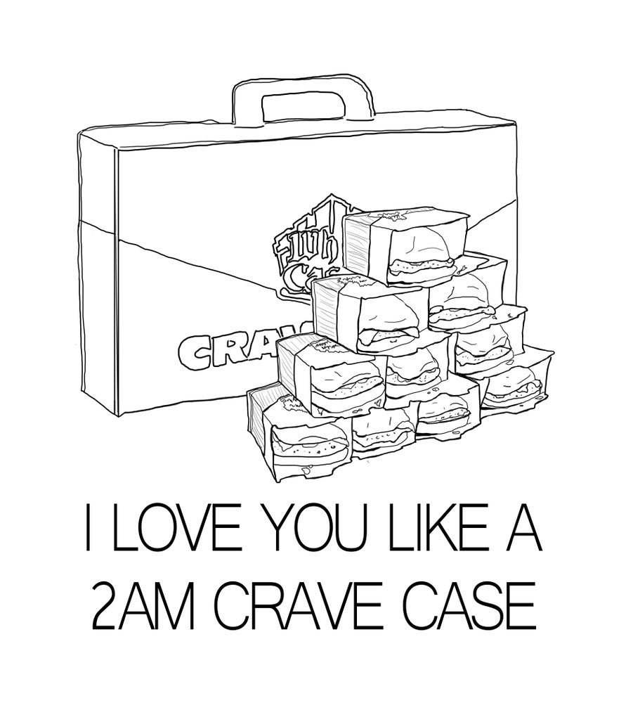 Image of Crave Case Card