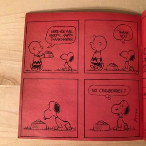 Image of Peanuts Cook Book