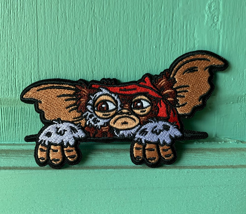 """Gizmo and Oogie 4"""" PATCHES SALE!"""