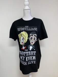 Image of LIMITED QUANTITY -- Vaudevillians T-shirt