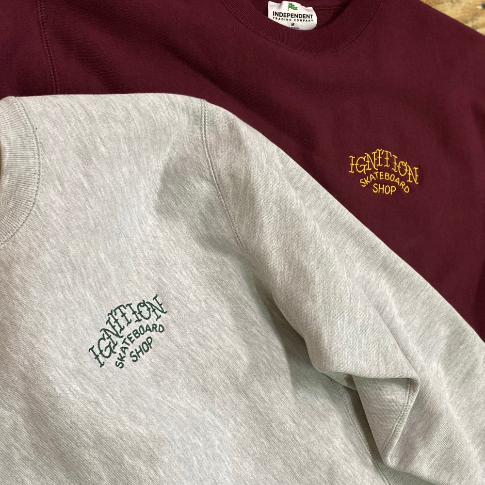 Image of TRADITIONAL CREWNECK SWEAT