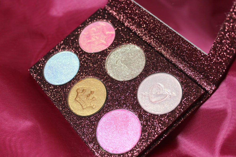 Image of Delight Face Palette