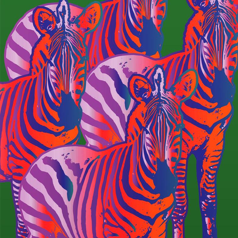 Image of Zebra Print