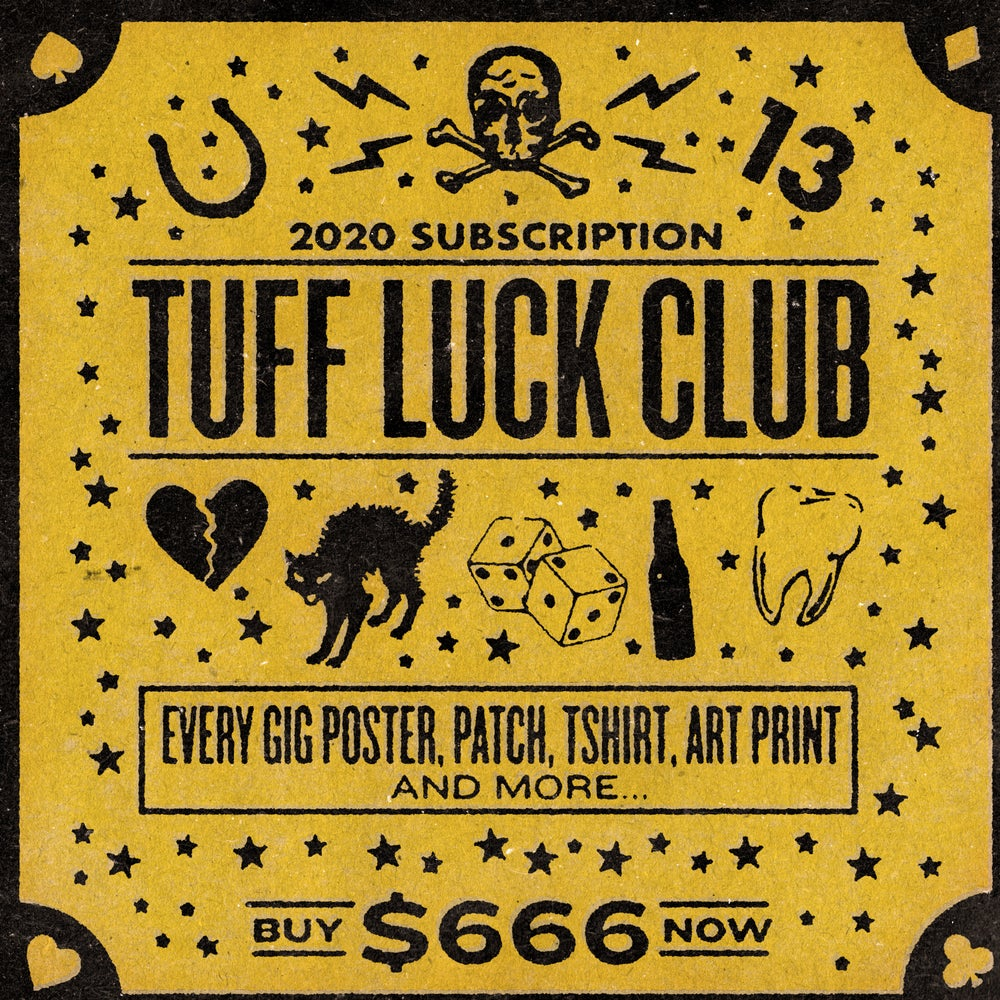 Image of Lil Tuffy 2020 Subscription