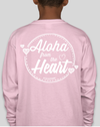 Aloha from the Heart Long Sleeve (Youth)