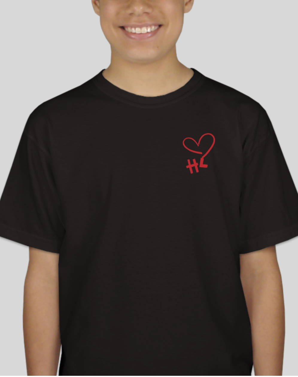 Image of Aloha from the Heart Tee (Youth)