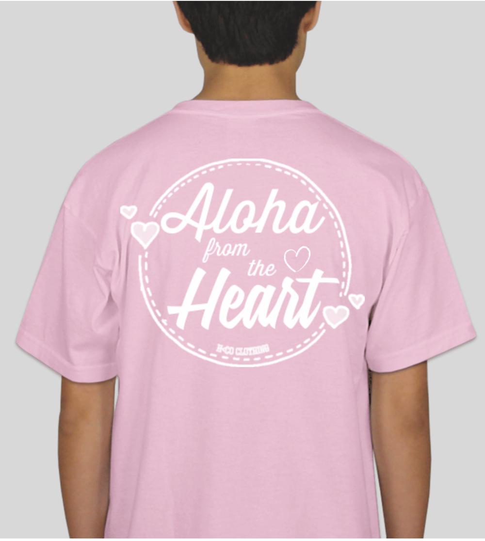 Aloha from the Heart Tee (Youth)