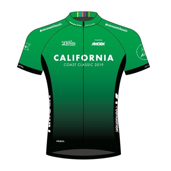 Image of 2019 CCC Rider Sport Cut Raglan Jersey (Men's & Women's)
