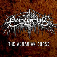 "Image of ""The Agrarian Curse"" CD"